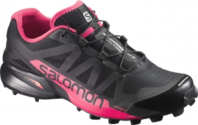 SALOMON SCHUHE SPEEDCROSS PRO 2 W BK/VIRTUAL PI
